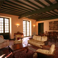 Bed & Breakfast Dining Room in French Pyrenees near Lourdes